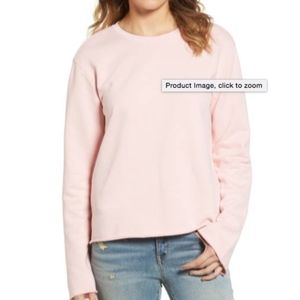 Sincerely Jules bell sleeve sweatshirt, small